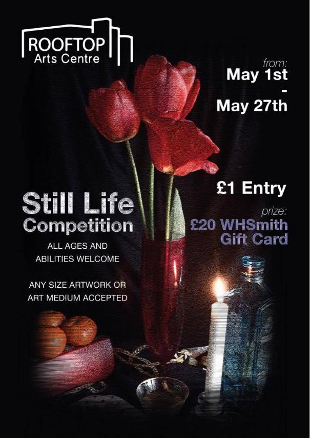 Still Life Competition