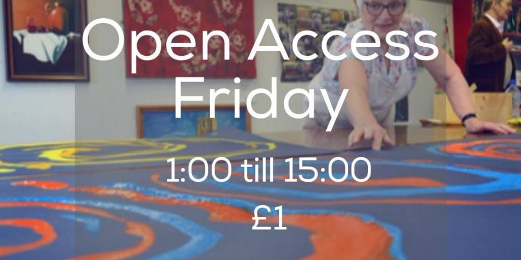 Open Day Fridays