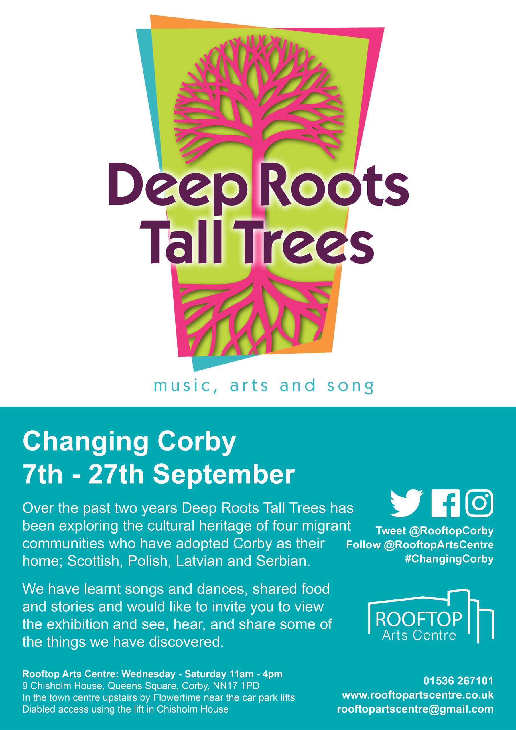 DRTT-Changing-Corby-Poster